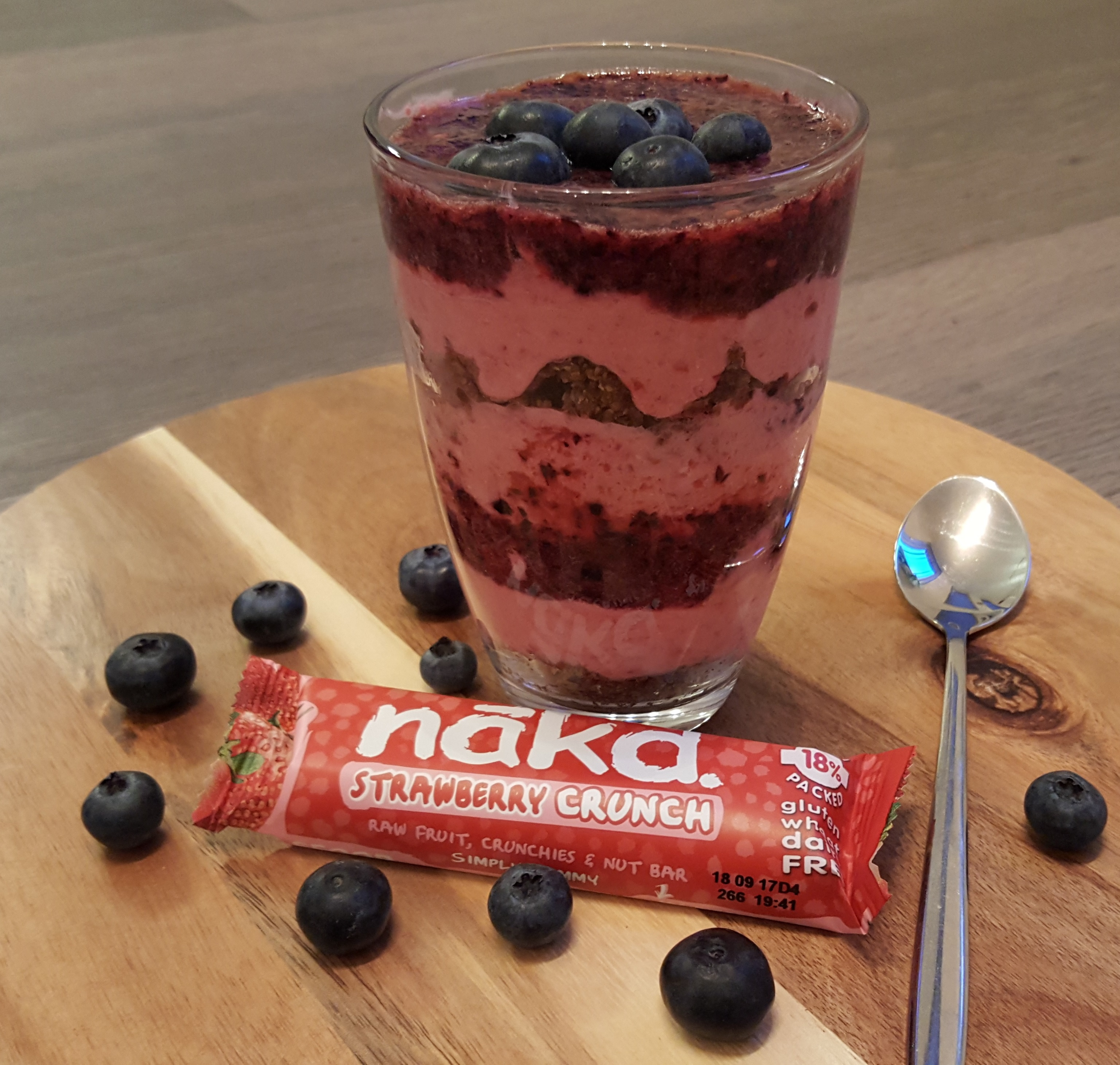 koksyoghurt trifle nakd